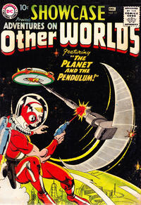 Cover for Showcase (DC, 1956 series) #17