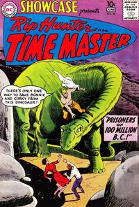 Cover Thumbnail for Showcase (DC, 1956 series) #20