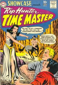 Cover Thumbnail for Showcase (DC, 1956 series) #21
