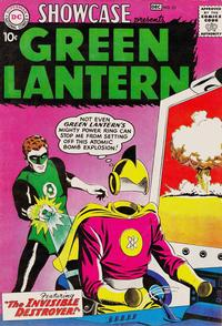 Cover for Showcase (DC, 1956 series) #23