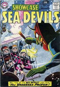 Cover Thumbnail for Showcase (DC, 1956 series) #28