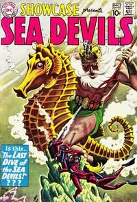 Cover Thumbnail for Showcase (DC, 1956 series) #29