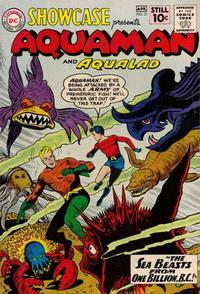 Cover Thumbnail for Showcase (DC, 1956 series) #31