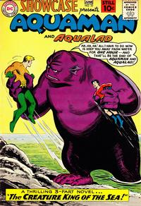 Cover Thumbnail for Showcase (DC, 1956 series) #32