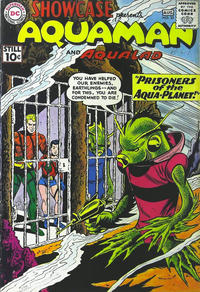 Cover Thumbnail for Showcase (DC, 1956 series) #33