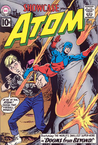 Cover Thumbnail for Showcase (DC, 1956 series) #35