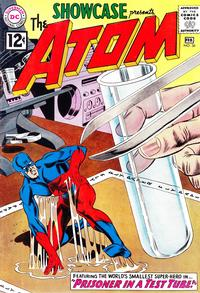 Cover Thumbnail for Showcase (DC, 1956 series) #36