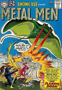 Cover Thumbnail for Showcase (DC, 1956 series) #37