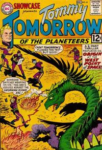 Cover Thumbnail for Showcase (DC, 1956 series) #41