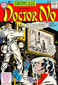 Cover Thumbnail for Showcase (DC, 1956 series) #43