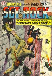 Cover Thumbnail for Showcase (DC, 1956 series) #45