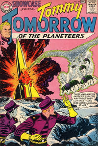 Cover Thumbnail for Showcase (DC, 1956 series) #47