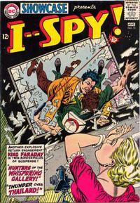 Cover for Showcase (DC, 1956 series) #51