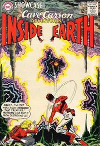 Cover Thumbnail for Showcase (DC, 1956 series) #52