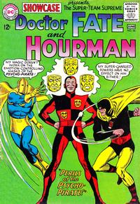Cover Thumbnail for Showcase (DC, 1956 series) #56