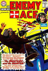 Cover Thumbnail for Showcase (DC, 1956 series) #58
