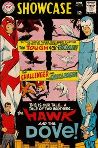 Cover Thumbnail for Showcase (DC, 1956 series) #75
