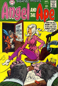 Cover Thumbnail for Showcase (DC, 1956 series) #77