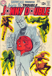 Cover for Showcase (DC, 1956 series) #78