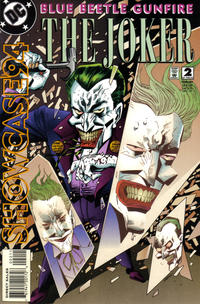 Cover Thumbnail for Showcase '94 (DC, 1994 series) #2