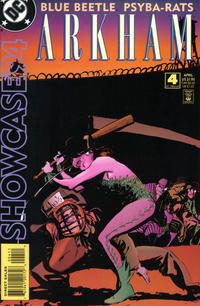 Cover Thumbnail for Showcase '94 (DC, 1994 series) #4 [Direct Sales]