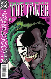 Cover Thumbnail for Showcase '94 (DC, 1994 series) #1