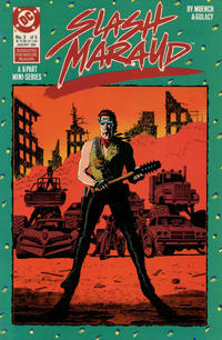 Cover Thumbnail for Slash Maraud (DC, 1987 series) #3
