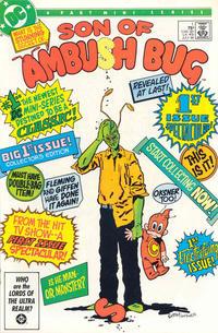 Cover Thumbnail for Son of Ambush Bug (DC, 1986 series) #1 [Direct]