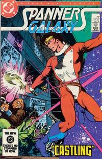 Cover Thumbnail for Spanner's Galaxy (DC, 1984 series) #1 [Direct-Sales Variant]