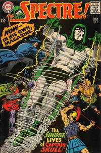 Cover Thumbnail for The Spectre (DC, 1967 series) #1
