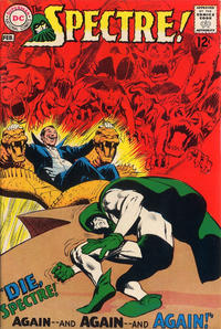 Cover Thumbnail for The Spectre (DC, 1967 series) #2
