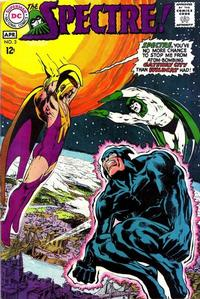 Cover Thumbnail for The Spectre (DC, 1967 series) #3