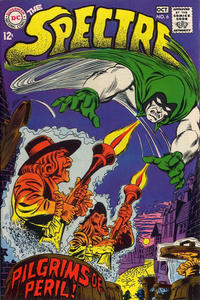 Cover Thumbnail for The Spectre (DC, 1967 series) #6