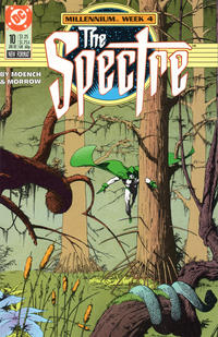 Cover Thumbnail for The Spectre (DC, 1987 series) #10