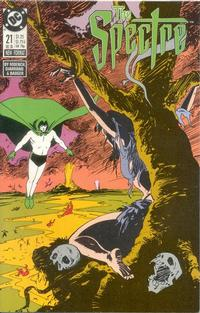 Cover Thumbnail for The Spectre (DC, 1987 series) #21