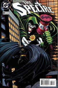 Cover Thumbnail for The Spectre (DC, 1992 series) #51