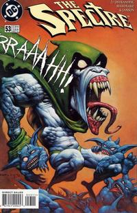 Cover Thumbnail for The Spectre (DC, 1992 series) #53