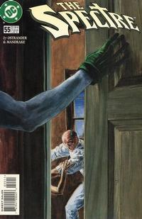 Cover Thumbnail for The Spectre (DC, 1992 series) #55