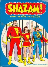 Cover Thumbnail for Shazam from the Forties to the Seventies (Harmony Books, 1977 series) #[nn]