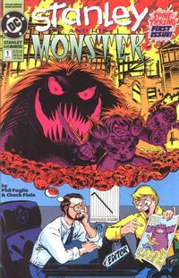 Cover Thumbnail for Stanley and His Monster (DC, 1993 series) #1
