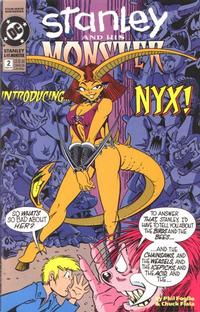 Cover Thumbnail for Stanley and His Monster (DC, 1993 series) #2
