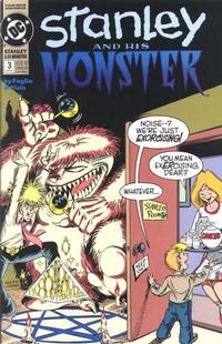 Cover Thumbnail for Stanley and His Monster (DC, 1993 series) #3