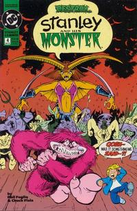 Cover Thumbnail for Stanley and His Monster (DC, 1993 series) #4