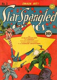 Cover Thumbnail for Star Spangled Comics (DC, 1941 series) #3