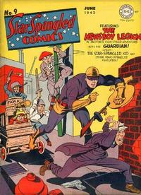 Cover Thumbnail for Star Spangled Comics (DC, 1941 series) #9