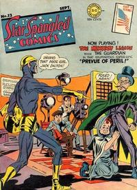 Cover Thumbnail for Star Spangled Comics (DC, 1941 series) #12