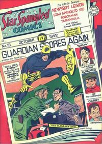 Cover Thumbnail for Star Spangled Comics (DC, 1941 series) #13