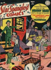Cover Thumbnail for Star Spangled Comics (DC, 1941 series) #14