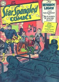 Cover Thumbnail for Star Spangled Comics (DC, 1941 series) #16