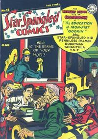 Cover Thumbnail for Star Spangled Comics (DC, 1941 series) #18
